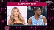 Malik Beasley's Wife Says 'This Is Wild' After NBA Star Is Seen Holding Hands with Larsa Pippen