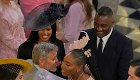 Idris Elba's wife Sabrina Elba reveals what happened after Prince Harry and Meghan Markle's wedding