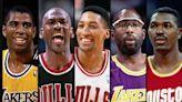 NBA/沒有LBJ!「籃球之神」心目中史上最強先發曝