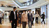 特首考察重慶 盼港企和專業人士參與重慶兩江新區建設 - RTHK