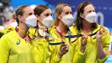 【東京奧運】澳洲女將打破世界紀錄 勇奪400公尺自由式接力金牌--上報