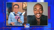 Anthony Mackie's funny response to seeing Captain America action figure: 'Looks more like Jamie Foxx'