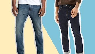 The Most Comfortable Jeans for Men Feel Almost Like Sweats