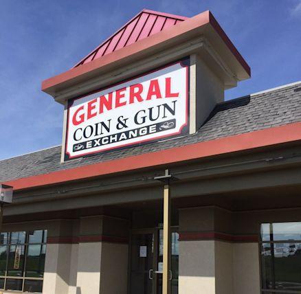 general coin and gun