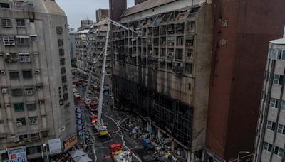 【高雄大火】失火舊樓「城中城」 從繁榮商廈變弱勢社群聚居地 | 立場報道 | 立場新聞