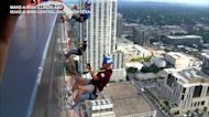 Make-A-Wish Illinois gives fundraisers chance to rappel 36 stories