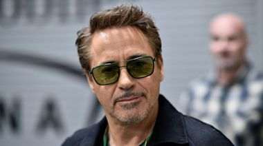 Robert Downey Jr. Took His Furniture With Him to Film 'Captain America: Civil War'