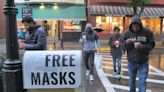 Experts recommend vaccinated people wear masks in public as COVID cases rise