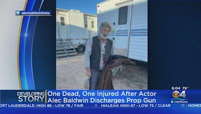 Actor Alec Baldwin Fire Prop Gun, One Killed, Another Injured