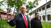"Trump called North Korea's Kim Jong Un ""a f***ing lunatic,"" new book claims"