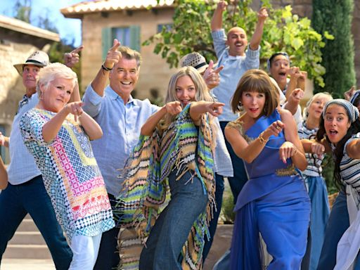 Amanda Seyfried Jokes About Future Plans: 'Definitely Third Mamma Mia! , Definitely No Third Child'