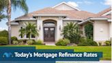 Today's Mortgage Refinance Rates -- May 10, 2021: Rates Start the Week Off Lower