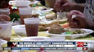 Turkey Day Prep Underway at The Mission at Kern County