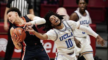 UCLA basketball gets unwelcome introduction to 'COVID season'