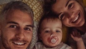 Gemma Atkinson reveals sweet photo tribute to daughter Mia and partner Gorka
