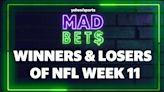 NFL Week 12: Early betting lines we like