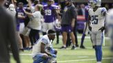 NFC North roundup: Detroit Lions fall into lonely place after Week 5 loss to Minnesota Vikings