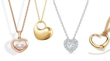 七夕情人節禮物特蒐!Tiffany心型項鍊、De Beers鑽戒等預算七千元起「愛心圖騰」甜美系珠寶推薦