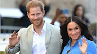 """Meghan Markle and Prince Harry Grace the Cover of """"Time 100"""""""