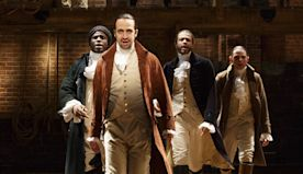 'Hamilton' Movie With Original Broadway Cast Coming to Theaters