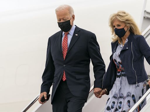 Biden disappoints far Left and first lady with spending package community college dropout