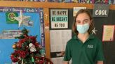 St. Jude School sends holiday cards to soldiers