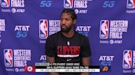 Paul George on Lue: 'He gives us confidence that what we're doing is working'