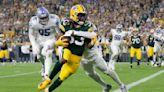 Aaron Jones' Updated Fantasy Outlook After Packers RB Scores 4 TDs vs. Lions