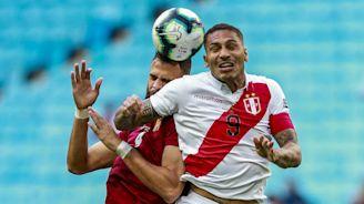 Venezuela 0 Peru 0: Points shared despite late Mago dismissal