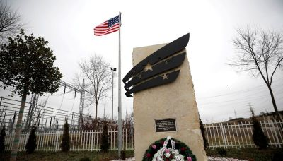 Kosovo honours late son of U.S. President Biden
