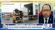 Goya marks 85th anniversary by giving back