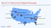 The Top 10 U.S. Metros for Digital Nomads
