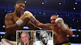 'Grab him, rough him up, push and shove him' – How AJ can beat Usyk in rematch