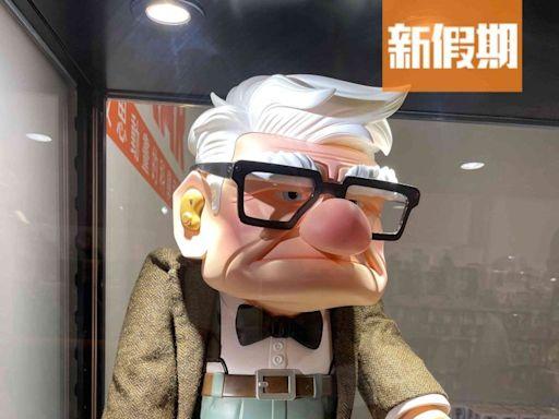 香港科學館迪士尼Pixar主題展開幕 現場多圖率先睇!50多組互動展品+體驗動畫科學秘密+門票詳情!|香港好去處 | 香港好去處 | 新假期