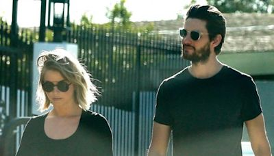 Julianne Hough Spotted Out With Ben Barnes While Husband Brooks Laich Quarantines in Idaho