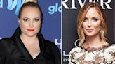Meghan McCain Defends Georgina Chapman amid Harvey Weinstein Rape Trial: 'Don't Blame Marchesa'
