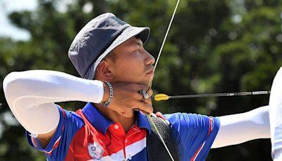 太有競爭力!奧運銀牌魏均珩反曲弓排名賽高居第4