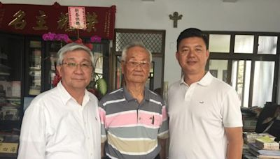 民進黨創黨元老楊四海律師急性心肌梗塞逝世 享壽86歲