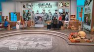 The Talk - David Boreanaz on 'Seal Team' Premiere and 'emotional' Canine Scenes
