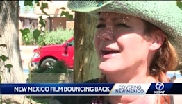 New Mexico Film Booming through COVID-19