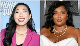 Lizzo and Awkwafina Play Piano Together in Throwback Video