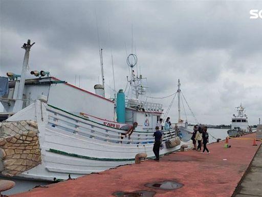 全船都是Delta 屏東漁船偷渡移工再+1台籍船長確診