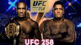 UFC 258 pre-event facts: Kamaru Usman's winning streak nears historic mark