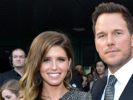 "Chris Pratt Posted a Photo With Katherine Schwarzenegger and Revealed She's ""Ready to Pop"""
