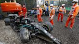 Bottas: Imola F1 crash with Russell 'clearly his mistake'