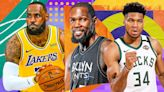 NBArank 2021: Where the final five check in, including LeBron, Giannis and KD