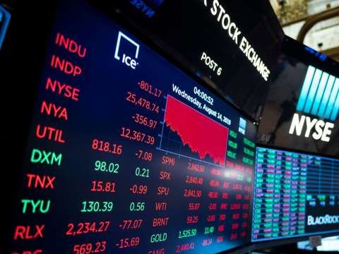 〈美股早盤〉Fed決議激勵風險情緒 道瓊強彈400點、標普漲1%   Anue鉅亨 - 美股
