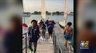 West Side Teens Get Some Maritime Experience Out In Lake Michigan On Boats