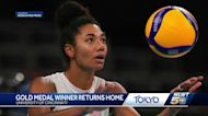 UC grad, volleyball sensation Jordan Thompson plans to go for another gold medal