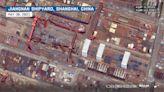 台海軍情》共軍003航艦衛星照曝光 專家估:更大、能彈射起飛